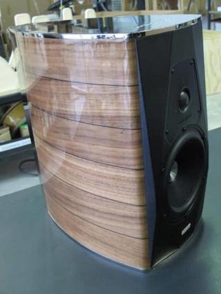 Sonus Faber Guarneri Evolution speaker including stands Mlap1510