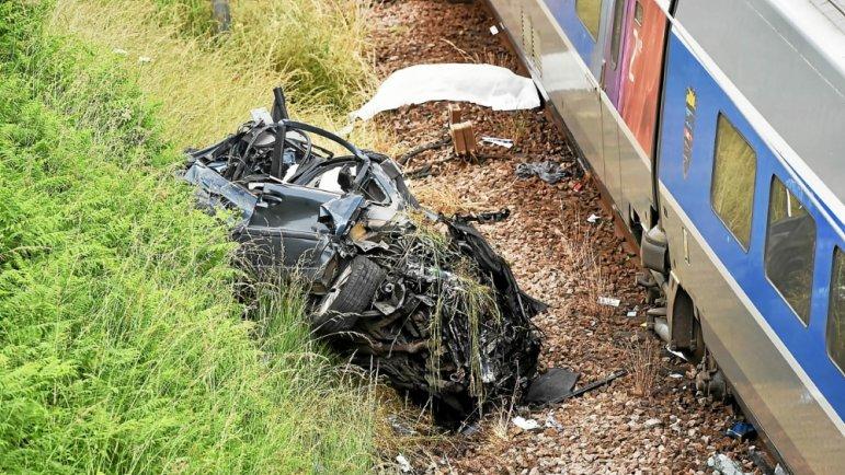 Landerneau. Collision entre un TGV et une voiture : un mort  Photo-11