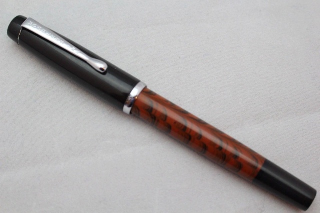 Noodlers Ebonite and Whaleman's Sepia 6be53910