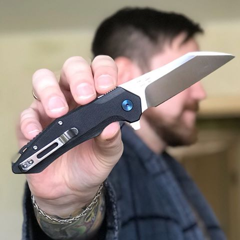 Firebird knives D2 with Rc at 60.5 - 62+ 87848d10