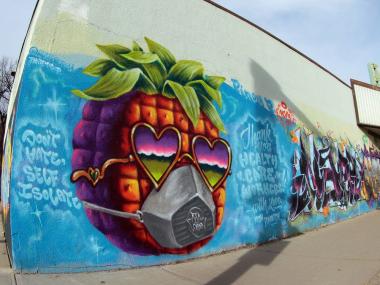 Great Public Art & Graffiti  - (post photos) 9e039810
