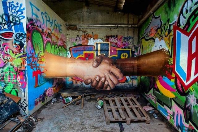 Great Public Art & Graffiti  - (post photos) A9073110
