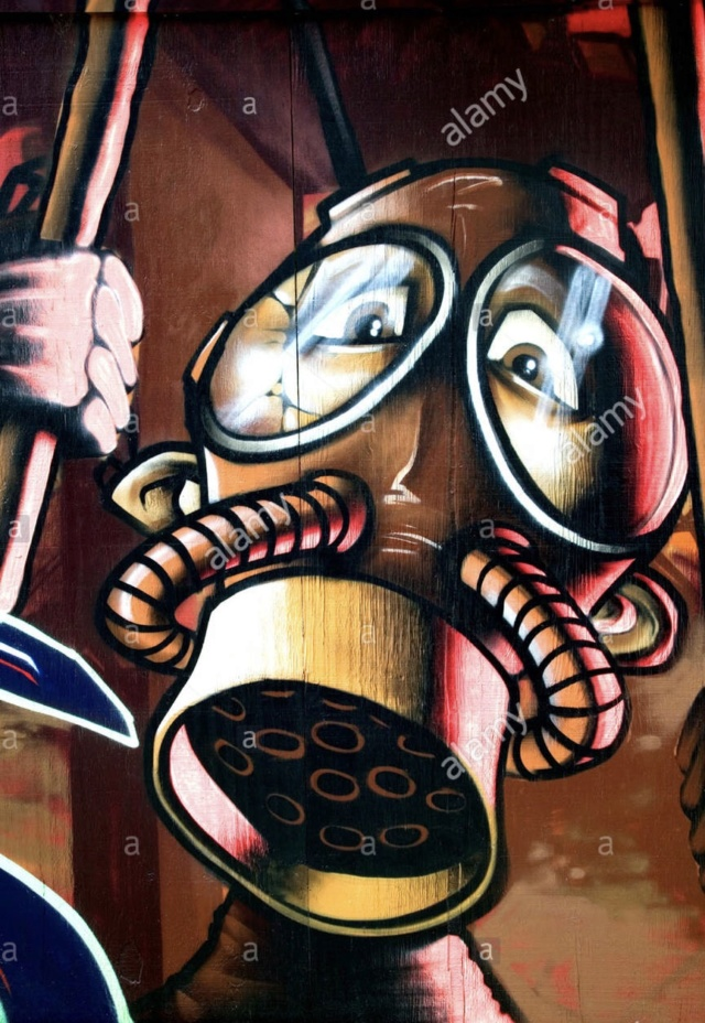 Great Public Art & Graffiti  - (post photos) Da99fb10