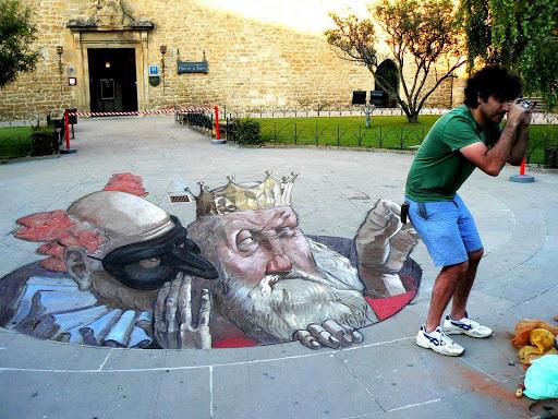Great Public Art & Graffiti  - (post photos) F5b54610