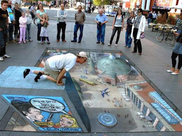 Great Public Art & Graffiti  - (post photos) Fad0fb10