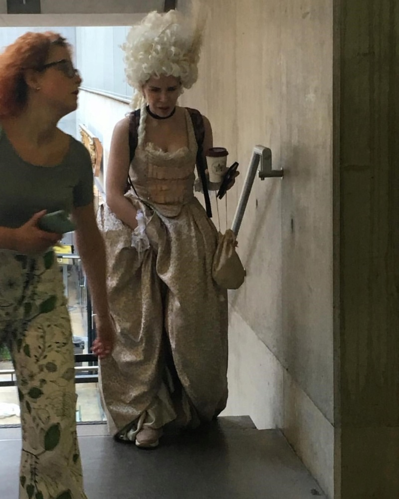 Marie Antoinette et Halloween 12542010