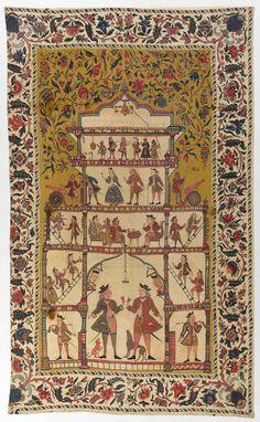Indiennes, un tissu révolutionne le monde 1398a510