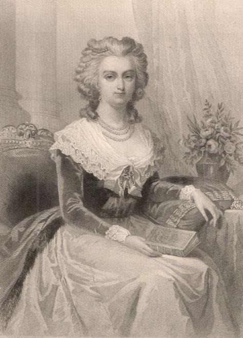 Marie-Antoinette au livre en robe bleue - Page 3 30203510