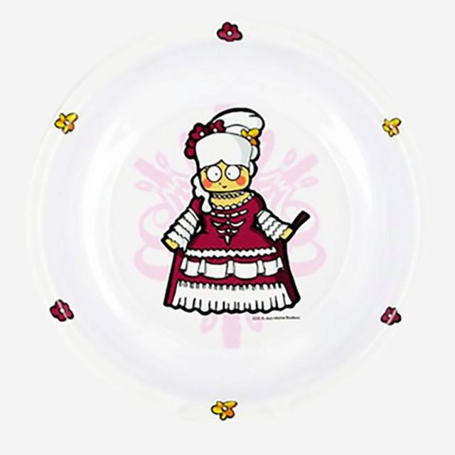 Marie-Antoinette produits dérivés Assiet10