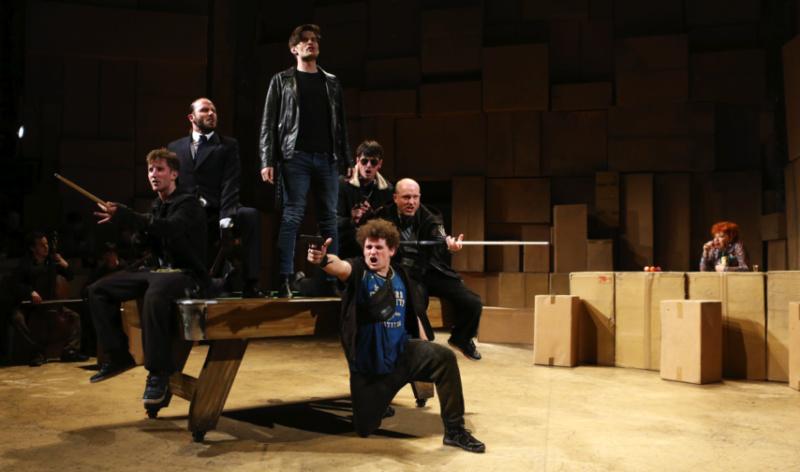 The Beggar's Opera, Broadway chez les gueux Beggar10