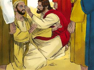 ♦ Apocalypse 2 : 8 : Jésus-Christ 002-bl10