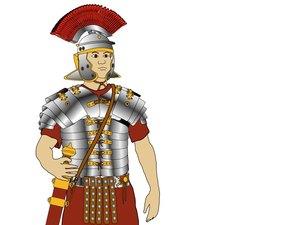 R1- L'empire romain de 146 av J-C à 476 ap J-C (occident) et 1453 (orient) 009-yl11