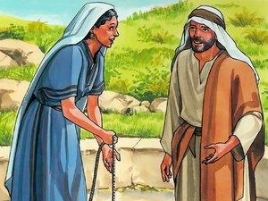 Apocalypse 8 : 10 : Les fleuves et les sources d'eau 011-gn11