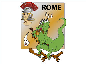 R1- L'empire romain de 146 av J-C à 476 ap J-C (occident) et 1453 (orient) 018-yl11