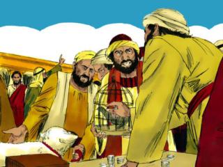 Comment développer notre Amour pour Jésus-Christ ? 1-marc11