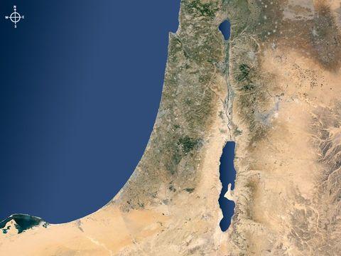 Apocalypse 8 : 10 : Les fleuves et les sources d'eau 1-sate10