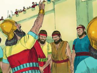 Apocalypse 5 : 11 : Les anges 15-ezz10