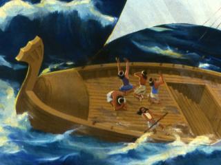 Apocalypse 7 : 1 : Les 4 anges retiennent les 4 vents 16-jon10