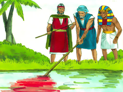 Apocalypse 8 : 10 : Les fleuves et les sources d'eau 2-mozc10