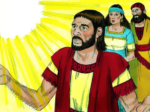 Apocalypse 8 : 10 : Les fleuves et les sources d'eau 2-prom10