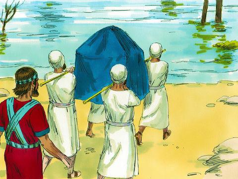 Apocalypse 8 : 10 : Les fleuves et les sources d'eau 3-josu12