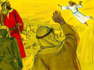 Apocalypse 5 : 11 : Les anges 3-nais12