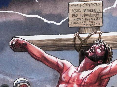 Comment développer notre Amour pour Jésus-Christ ? 4-mort11