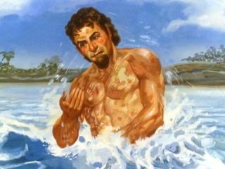 Apocalypse 8 : 10 : Les fleuves et les sources d'eau 48-eli11