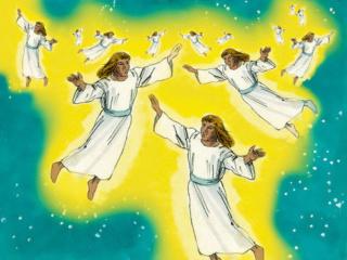 Apocalypse 5 : 11 : Les anges 5-nais15