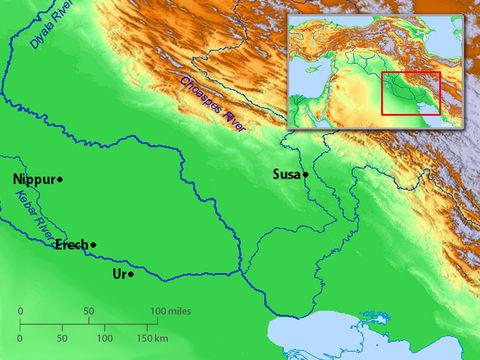 Apocalypse 8 : 10 : Les fleuves et les sources d'eau 6-baby10