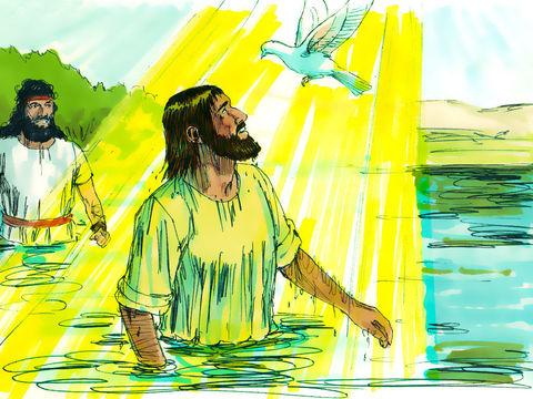 Apocalypse 8 : 10 : Les fleuves et les sources d'eau 9-bapt10