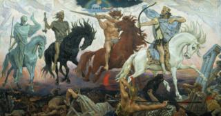 Apocalypse 12 : 12 : Malheur à la Terre ! Apocal11