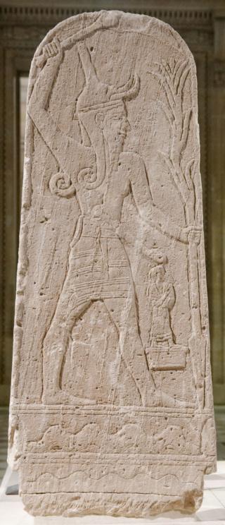 Les triades à travers les civilisations Baal11