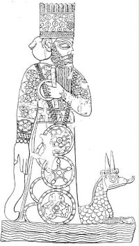 Babylone, un empire religieux Marduk13