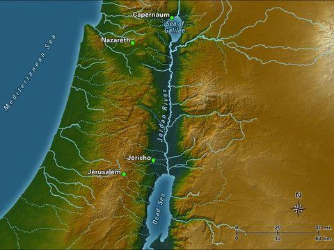 Apocalypse 8 : 10 : Les fleuves et les sources d'eau Mer_mo13