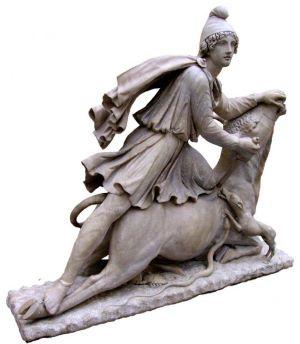 Babylone, un empire religieux Mithra10