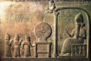 Babylone, un empire religieux Shamas10