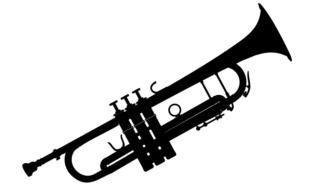 ♦ Apocalypse 1 : 10 : Comme une voix de trompette Trompe11