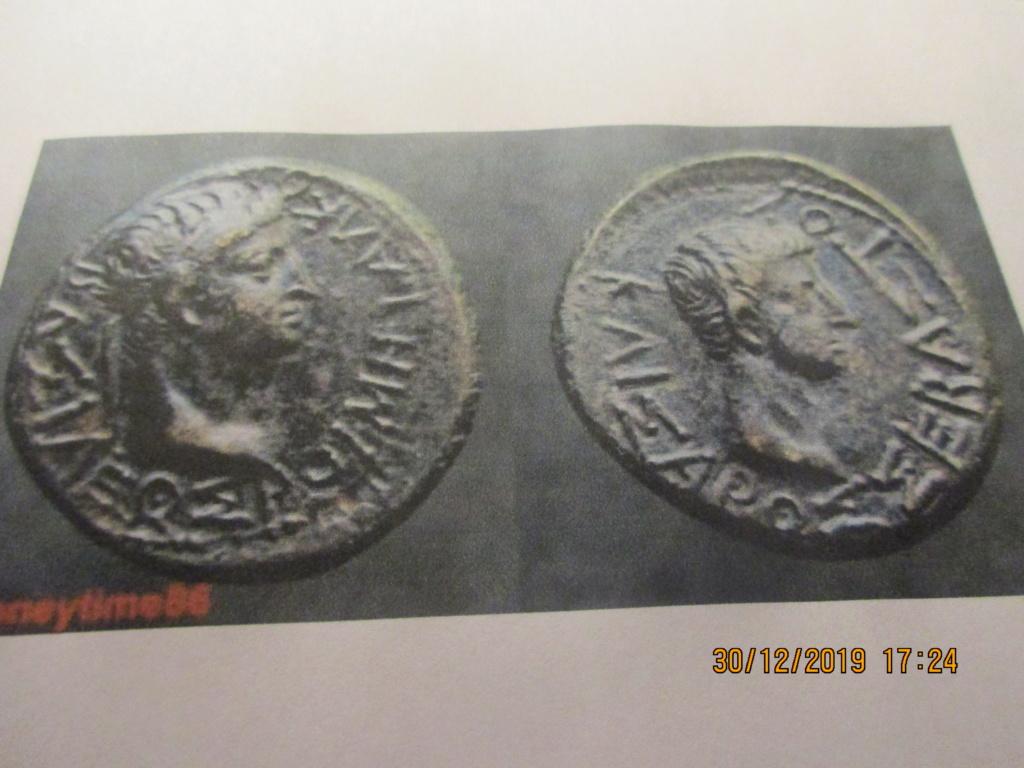 Demi-unite du Royaume de Thrace, Rhoémétalvès (11 av. - 12 ap. J.-C.) Img_0088