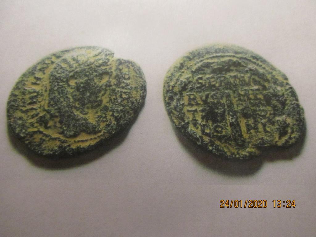 Bronze colonial pour Caracalla, cité phénicienne de Tyr Img_0144