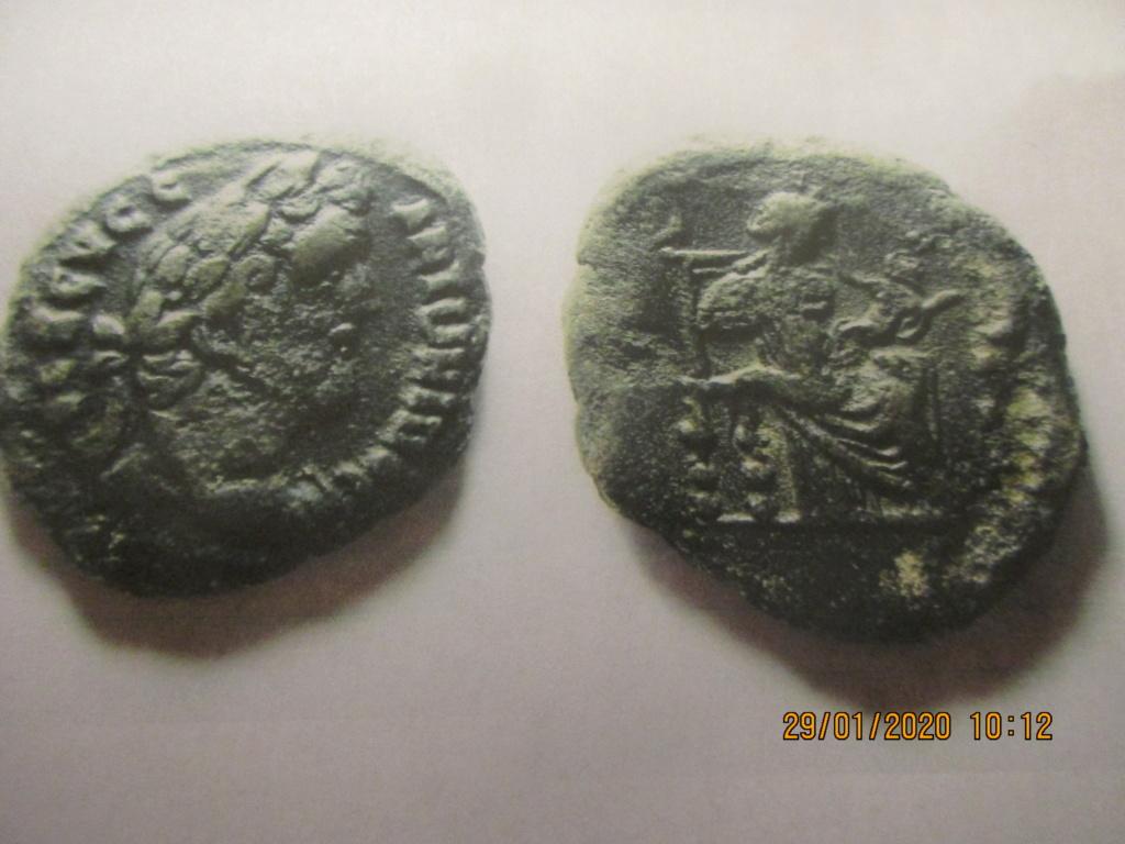 Tétradrachme provincial d'Alexandrie pour Antonin le pieux Img_0150