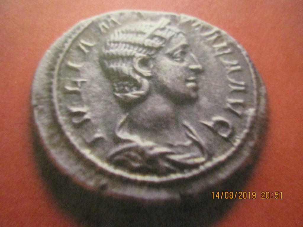 Julia Mamaea, impératrice romaine 180/235. Img_9526