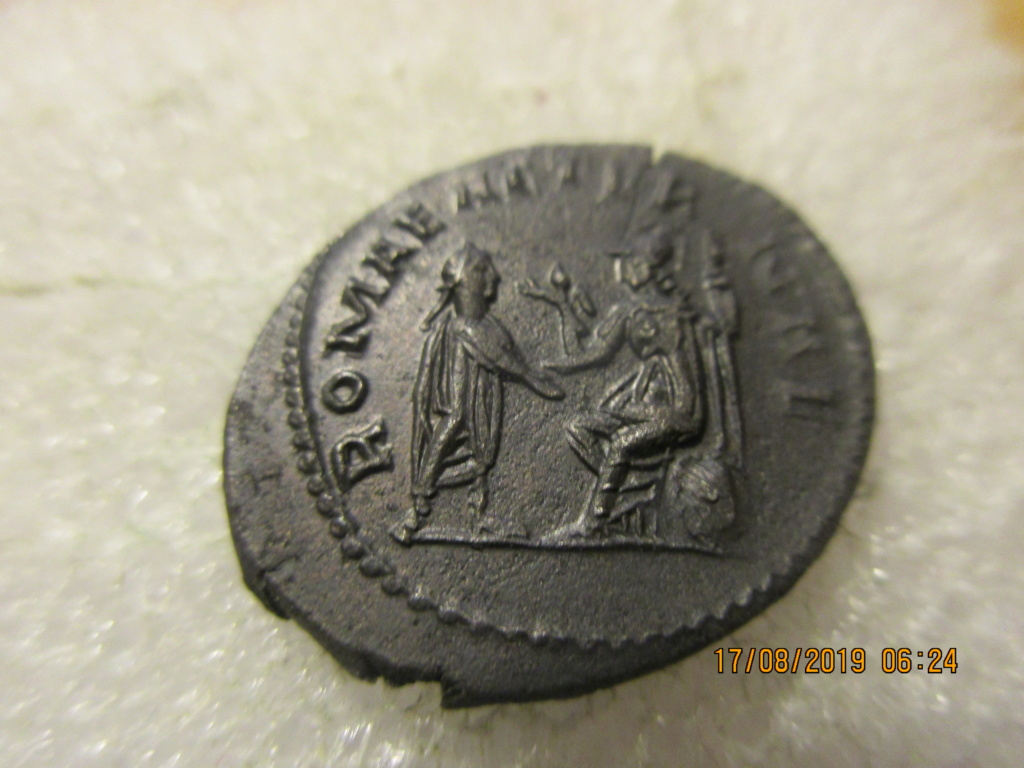 Impératrice romaine Salonine et Estrucille. Img_9534