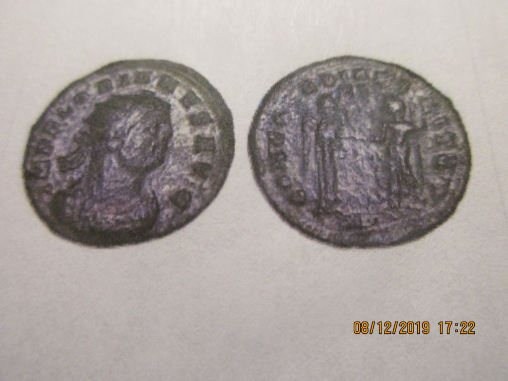 Florien empereur Romain, de juin 276 a septembre 276 ( 3 mois ) Img_9968
