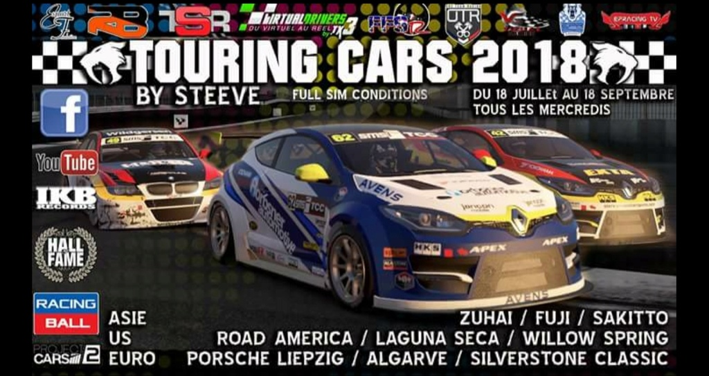 Touring Car 2018 by Racing Ball 20180613