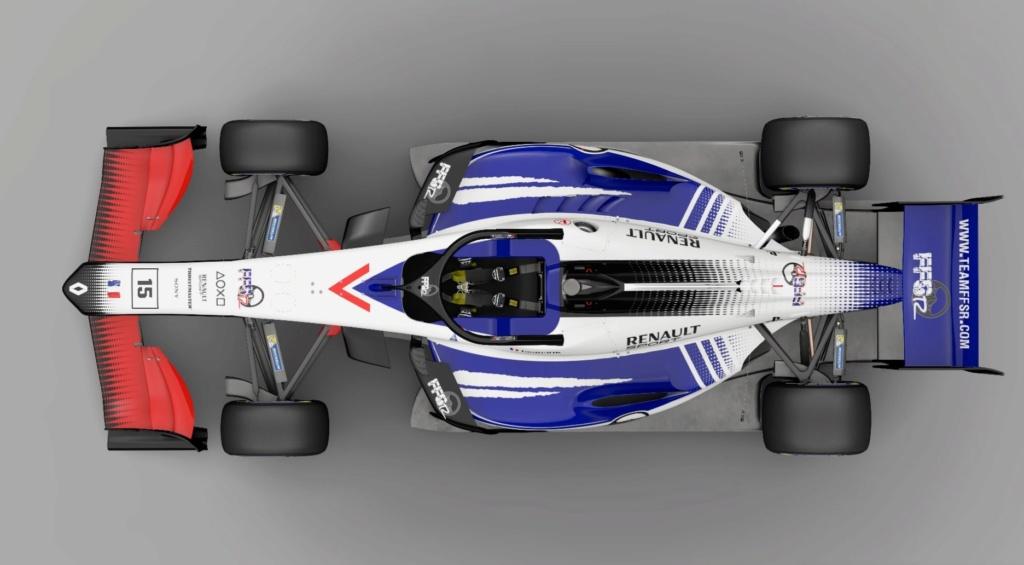 RENAULT 3.5 FFSR (Dallara SF19/Honda) 20190421