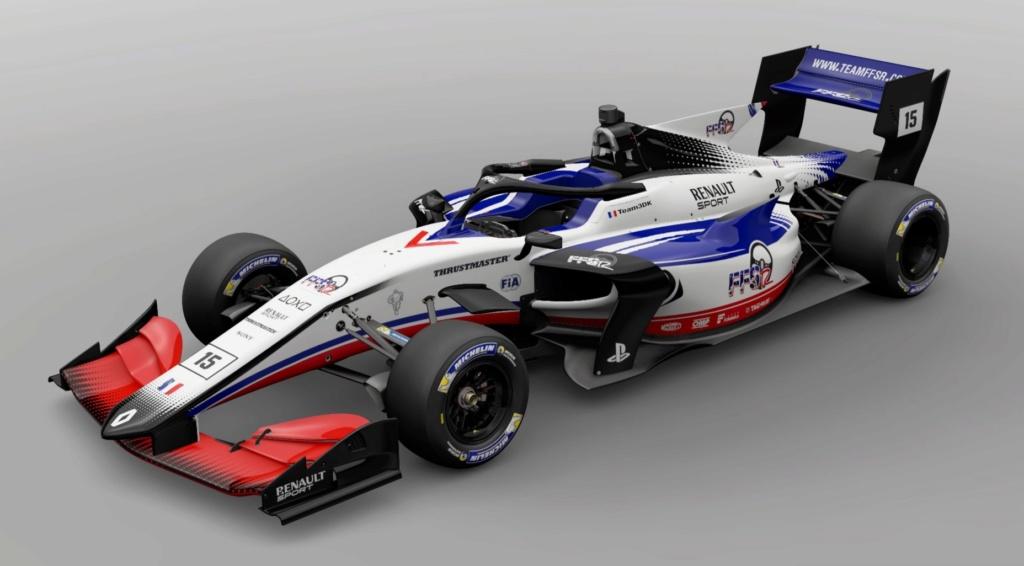 RENAULT 3.5 FFSR (Dallara SF19/Honda) 20190422