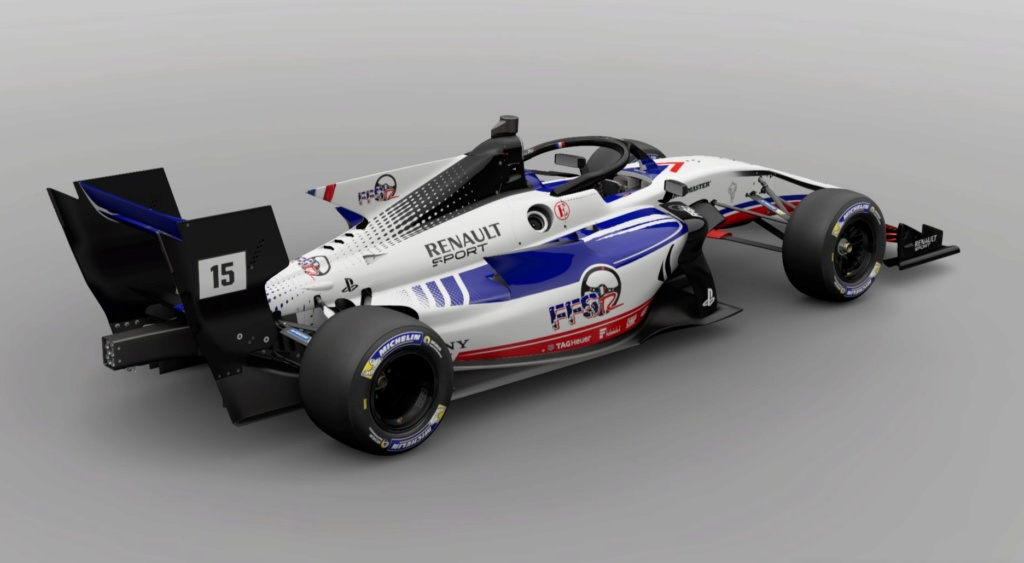 RENAULT 3.5 FFSR (Dallara SF19/Honda) 20190423