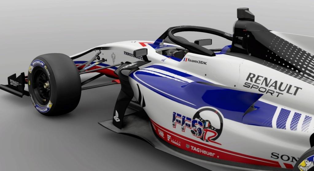 RENAULT 3.5 FFSR (Dallara SF19/Honda) 20190424