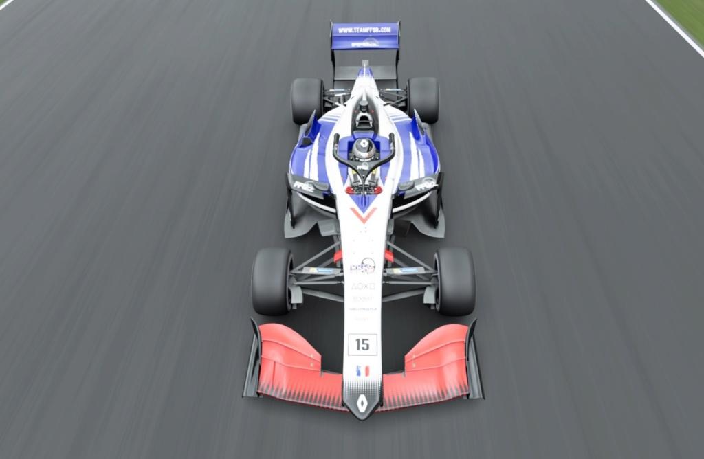 RENAULT 3.5 FFSR (Dallara SF19/Honda) 20190425